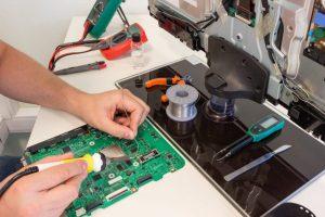 هزینه تعمیر تلویزیون LCD