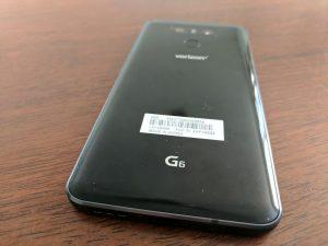 تعویض اسپیکر ال جی G6