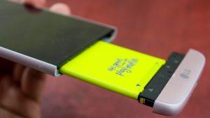 گوشی LG G6 شارژ نمی شود