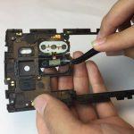 تعویض سنسور اثر انگشت LG V10