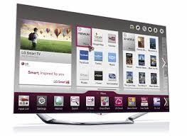 جستجوی اینترنت در تلویزیون هوشمند