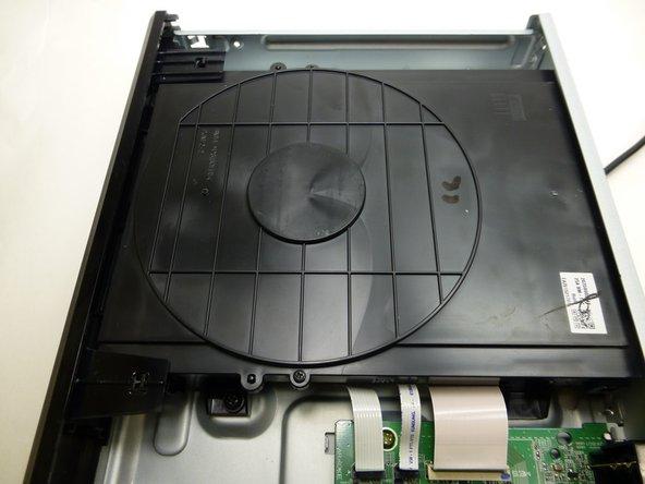 تعویض دیسک درایو ال جی BP220