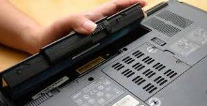 تعمیر انواع باتری لپ تاپ