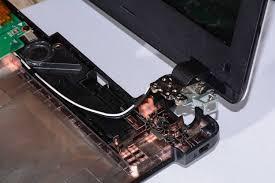 تعویض و تعمیر قاب لپ تاپ