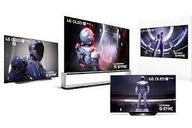 مدلهای مختلف تلویزیون الجی