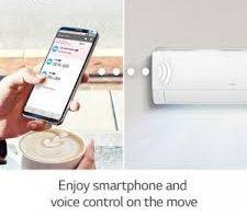 کنترل یخچال با SmartThinQ