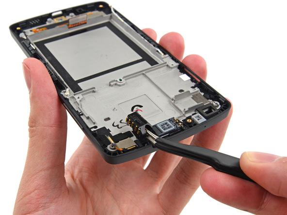 تعمیر موبایل الجی