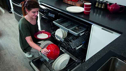 تعمیر ظرفشویی الجی