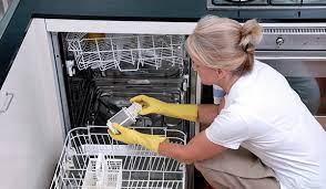 آموزش تمیزکردن فیلتر ظرفشویی